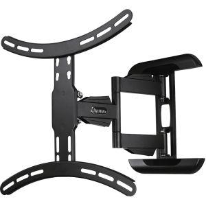 Купить Кронштейн для телевизора Hama Fullmotion H-118619 цвет чёрный