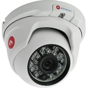 Купить Камера видеонаблюдения Trassir TR-D8121IR2 цвет белый