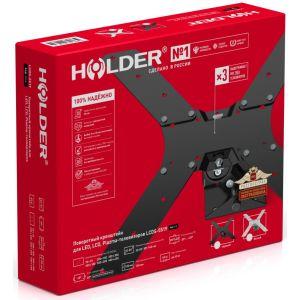 Купить Кронштейн для телевизора Holder LCD-5519 цвет чёрный
