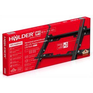 Купить Кронштейн для телевизора Holder LCD-Т4624 цвет чёрный