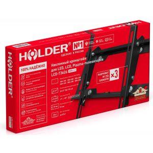 Купить Кронштейн для телевизора Holder LCD-Т3626 цвет чёрный