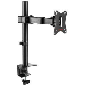 Купить Кронштейн для монитора Arm Media LCD-T02 цвет чёрный