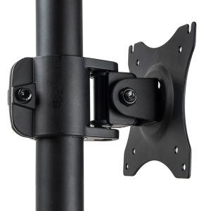 Купить Кронштейн для монитора Arm Media LCD-T16 цвет чёрный