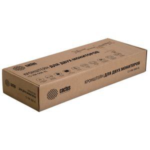 Купить Кронштейн для монитора Cactus CS-VM-D08-AL цвет серебристый