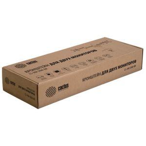 Купить Кронштейн для монитора Cactus CS-VM-D08-BK цвет чёрный
