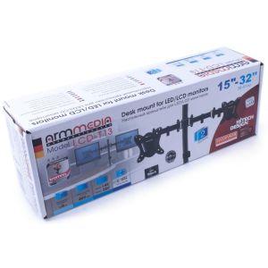 Купить Кронштейн для мониторов Arm Media LCD-T13 цвет чёрный
