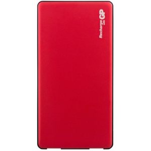 Купить Портативный внешний аккумулятор GP MP05MA цвет красный