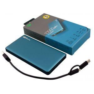 Купить Портативный внешний аккумулятор GP MP10MA цвет синий