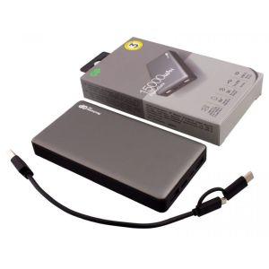 Купить Портативный внешний аккумулятор GP MP15MA цвет серый
