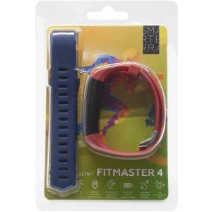 Купить Фитнес-браслет Smarterra FitMaster 4 цвет чёрный