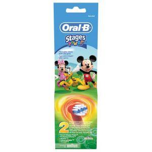 Купить Насадка для зубной щетки Oral-B EB 10-2