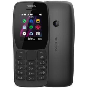 Купить Мобильный телефон Nokia 110 DS цвет чёрный