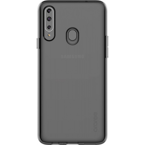 Купить Чехол Samsung Galaxy A20s araree A cover (GP-FPA207KDABR) цвет чёрный