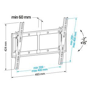 Купить Кронштейн для телевизора Holder LCD-T4609