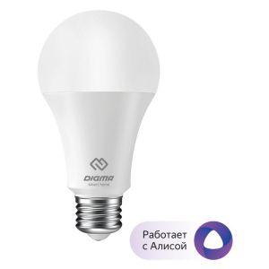 Купить Умная лампа Digma DiLight E27 N1 RGB