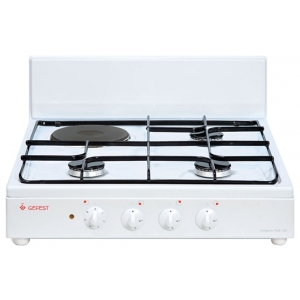 Купить Комбинированная плита Gefest 910-01 цвет белый