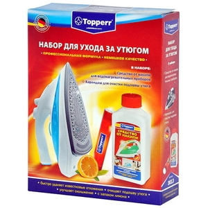 Купить Набор по уходу за утюгом Topperr 3013