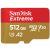 Карта памяти SanDisk SDSQXA1-512G-GN6MA Extreme + adapter