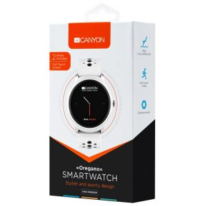 Купить Смарт-часы Canyon Smart Watch CNS-SW81SW цвет белый