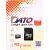 Карта памяти Dato microSD Class 10 8GB + SD adapter