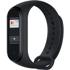 Купить Фитнес-браслет Xiaomi Mi Band 4 NFC цвет чёрный