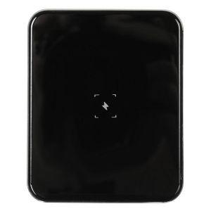 Купить Беспроводное зарядное устройство Buro QF6 1.67A+1A цвет чёрный