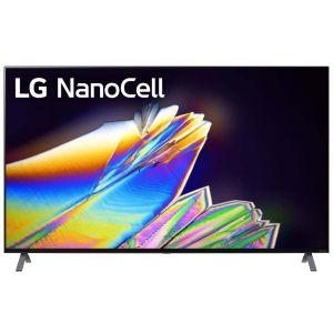 Купить Телевизор LG 65NANO956NA цвет чёрный/серебристый