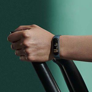 Купить Фитнес-браслет Xiaomi Mi Band 5 цвет чёрный