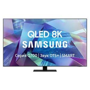 Купить Телевизор Samsung QE65Q700TAUX цвет чёрный
