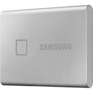 Купить Внешний SSD накопителиь Samsung T7 Touch USB Type-C 1.8