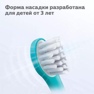 Купить Насадка для зубной щетки Philips Sonicare For Kids HX6032/07 / HX6032/33