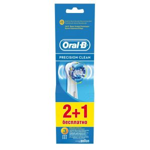 Купить Насадка для зубной щетки Oral-B EB20 Precision Clean