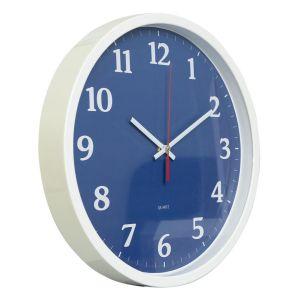 Купить Часы Бюрократ WallC-R66P D30см белый
