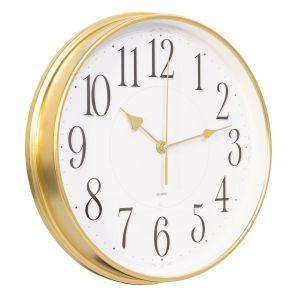 Купить Настенные часы Бюрократ WallC-R76P