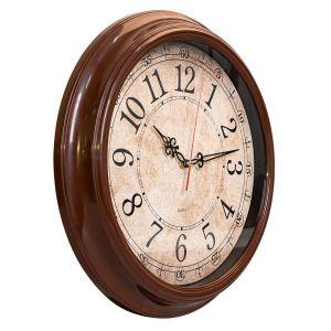 Купить Настенные часы Бюрократ WallC-R77P