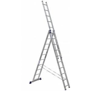 Купить Лестница трехсекционная ALUMET 3х10 (H3 5310)