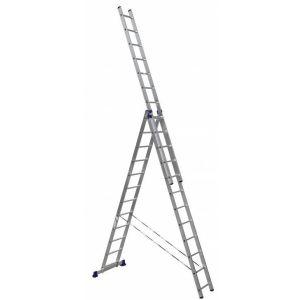 Купить Лестница трехсекционная ALUMET 3х12 (H3 5312)