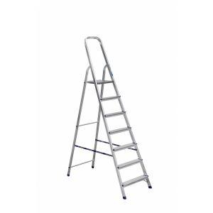 Купить Лестница-стремянка ALUMET 7-ми ступенчатая Ам707