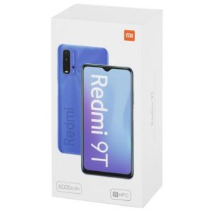Купить Смартфон Xiaomi Redmi 9T 64Gb цвет blue