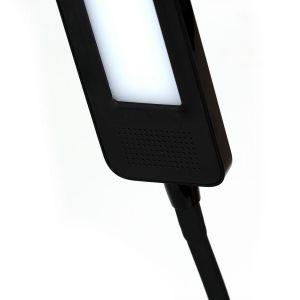 Купить Настольный светильник Smartbuy SBL-DL-7-NW-Black цвет чёрный