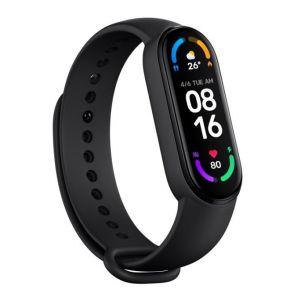 Купить Фитнес-браслет Xiaomi Mi Smart Band 6 цвет black