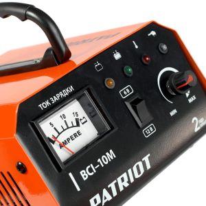Купить Зарядное устройство Patriot BCI-10M