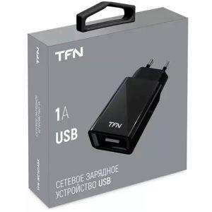 Купить Сетевое зарядное устройство TFN TFN-WC1U1ABK цвет черный