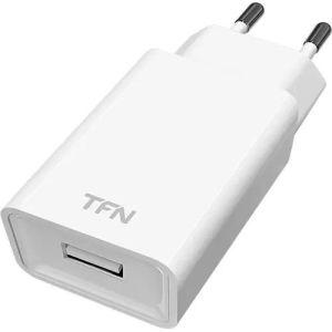 Купить Сетевое зарядное устройство TFN TFN-  WC1U1AWH цвет белый