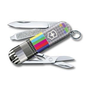 Купить Нож перочинный Victorinox Classic LE2021 Retro TV (0.6223.L2104)