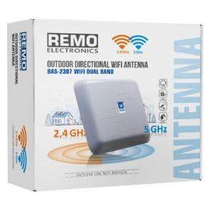 Купить Wi-Fi антенна Рэмо BAS-2307 WiFi Dual