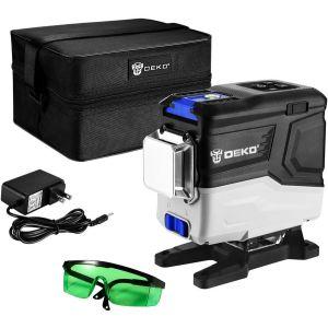 Купить Лазерный уровень Deko LL12-HVR