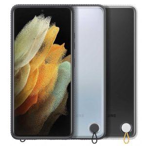 Купить Чехол для телефона Samsung для Samsung Galaxy S21 Ultra (EF-GG998CWEGRU)