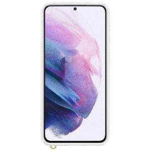 Купить Чехол для телефона Samsung для Samsung Galaxy S21+ (EF-GG996CWEGRU)