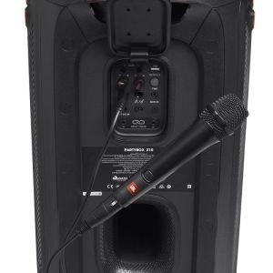 Купить Микрофон JBL PBM100BLK цвет black